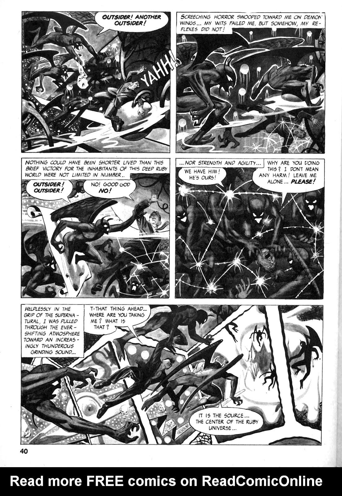Creepy (1964) Issue #25 #25 - English 39
