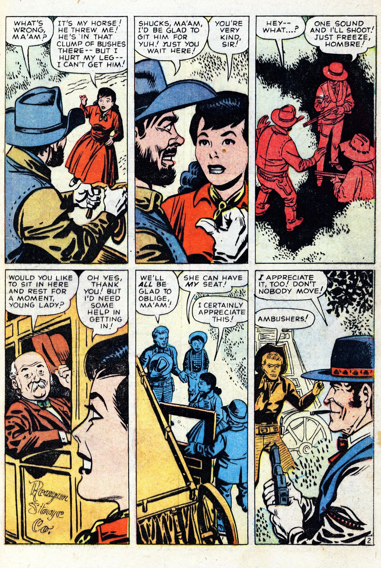 Read online Two-Gun Kid comic -  Issue #41 - 13