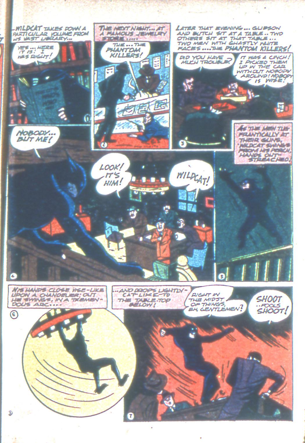 Read online Sensation (Mystery) Comics comic -  Issue #3 - 63