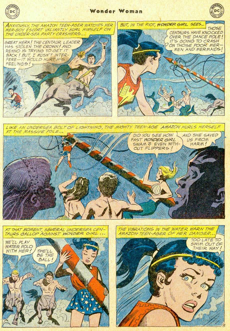 Read online Wonder Woman (1942) comic -  Issue #111 - 29