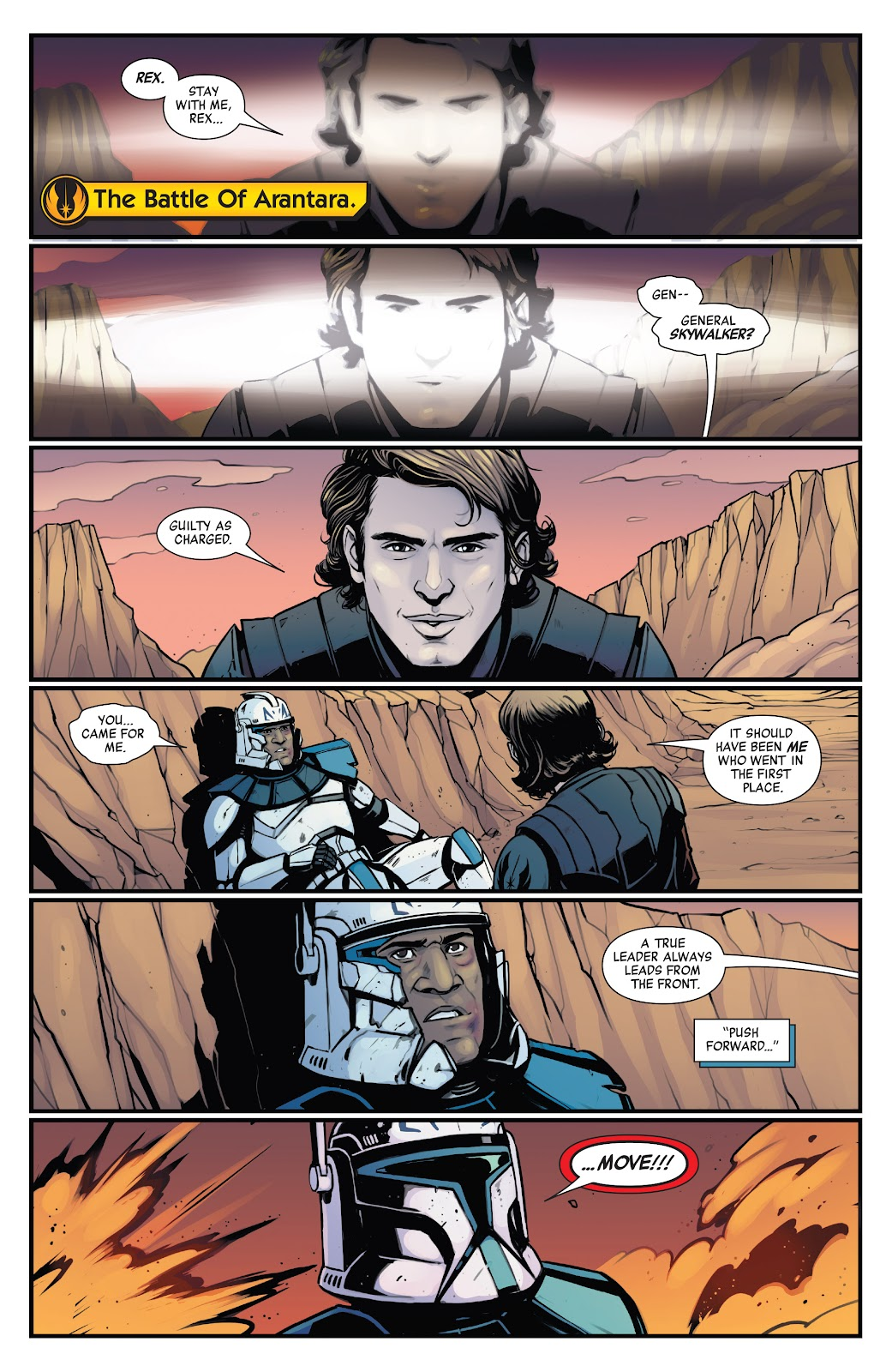 Read online Star Wars: Age of Republic Special comic -  Issue # Full - 23