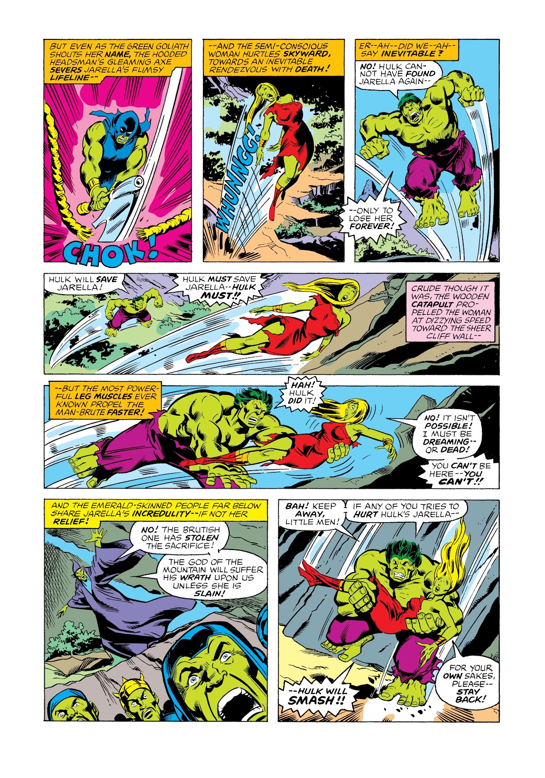 Read online Marvel Masterworks: The Incredible Hulk comic -  Issue # TPB 12 (Part 2) - 44