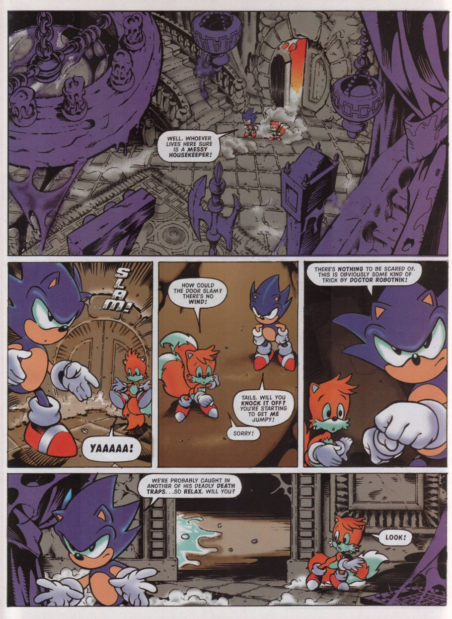 Read online Sonic the Comic comic -  Issue #126 - 4