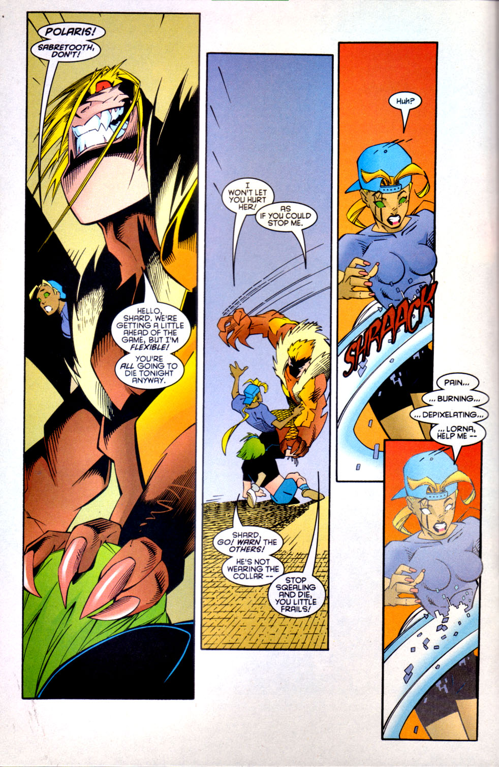 Read online X-Factor (1986) comic -  Issue #136 - 17