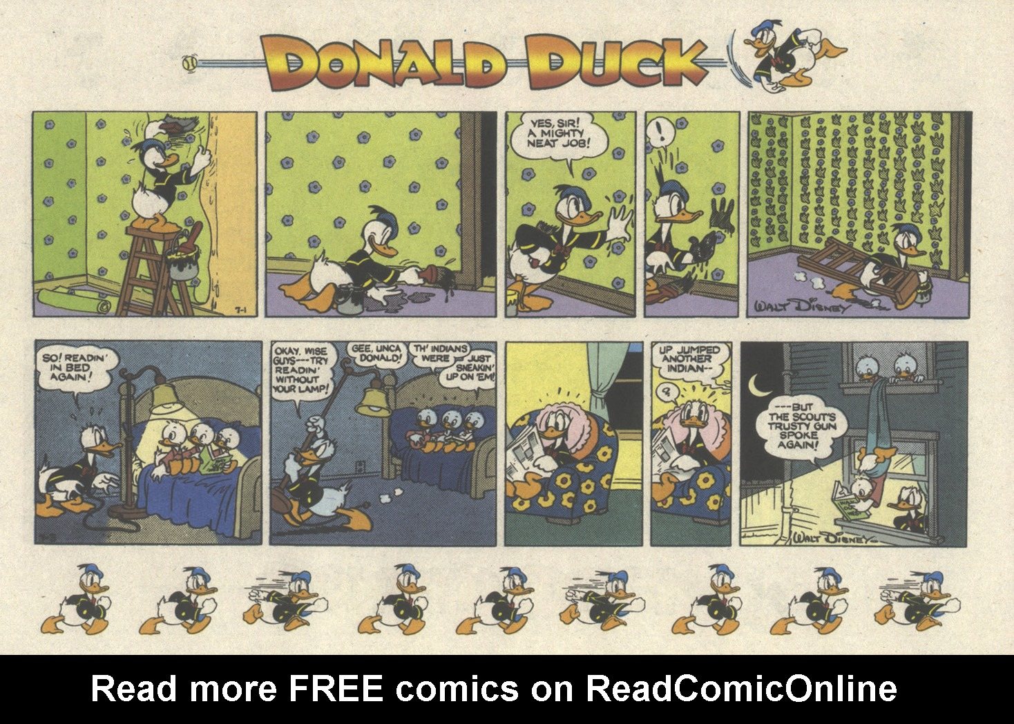 Walt Disney's Donald Duck (1986) issue 298 - Page 21