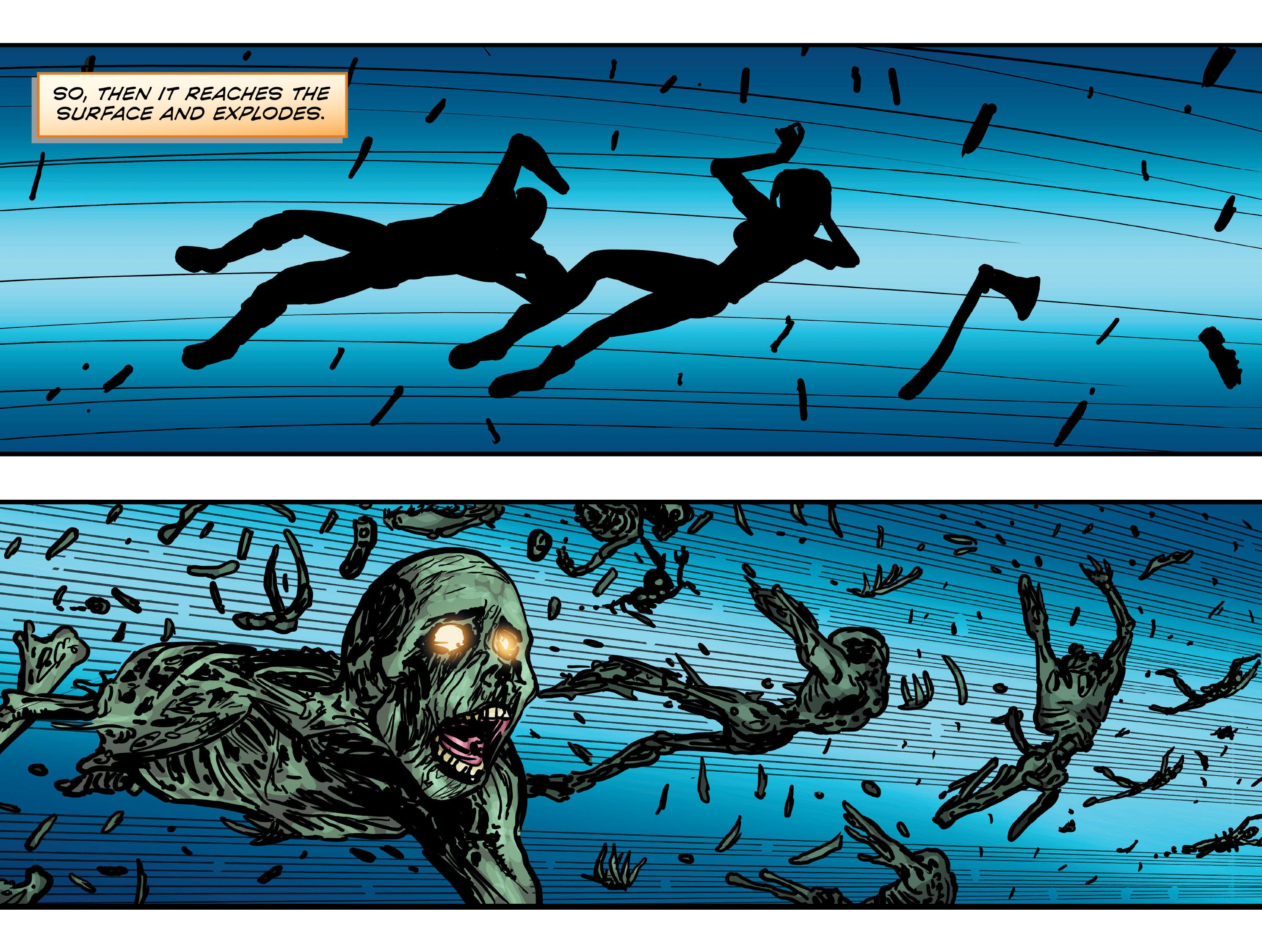 Read online Evil Dead 2: Dark Ones Rising comic -  Issue #5 - 21