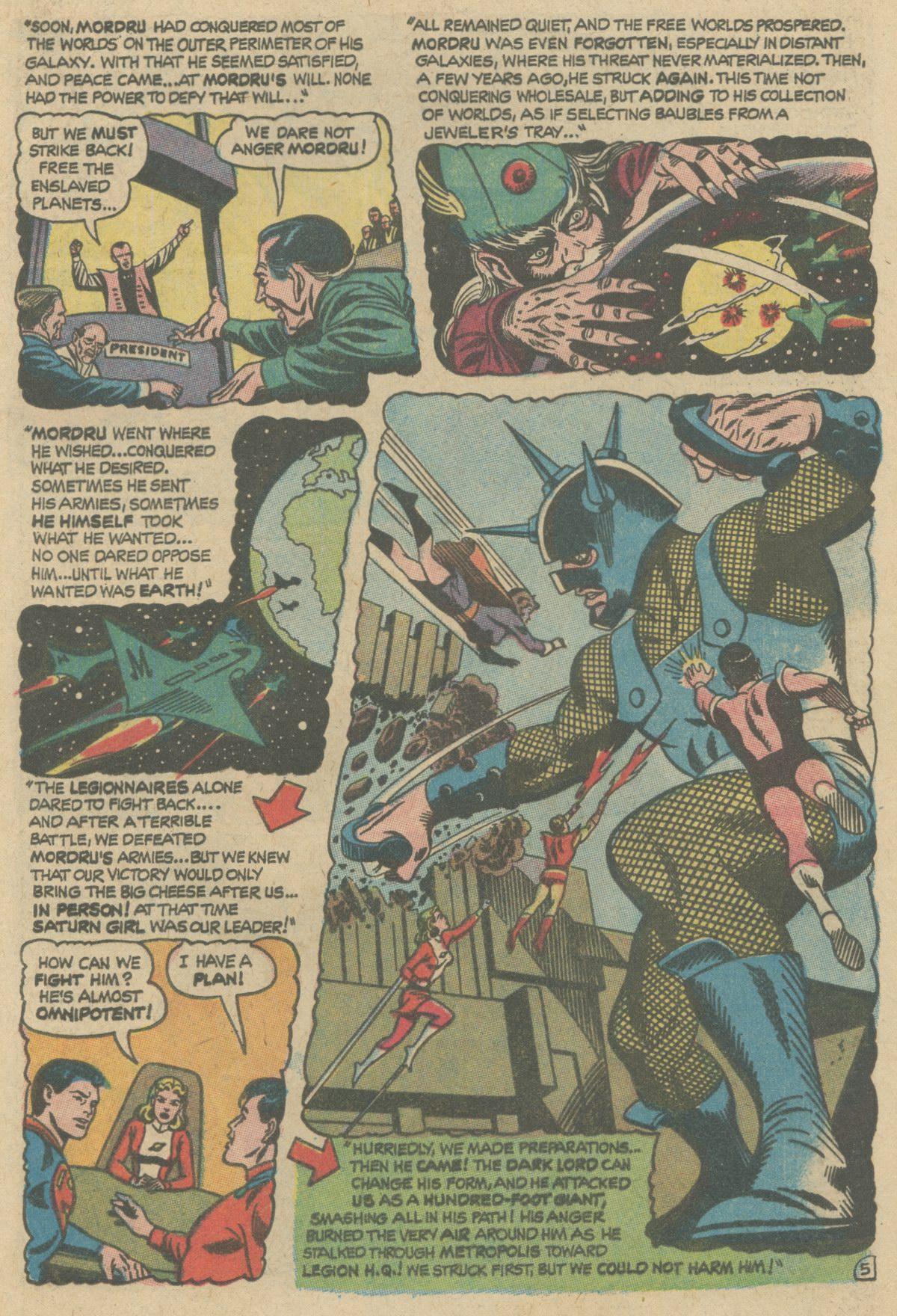 Read online Adventure Comics (1938) comic -  Issue #369 - 9