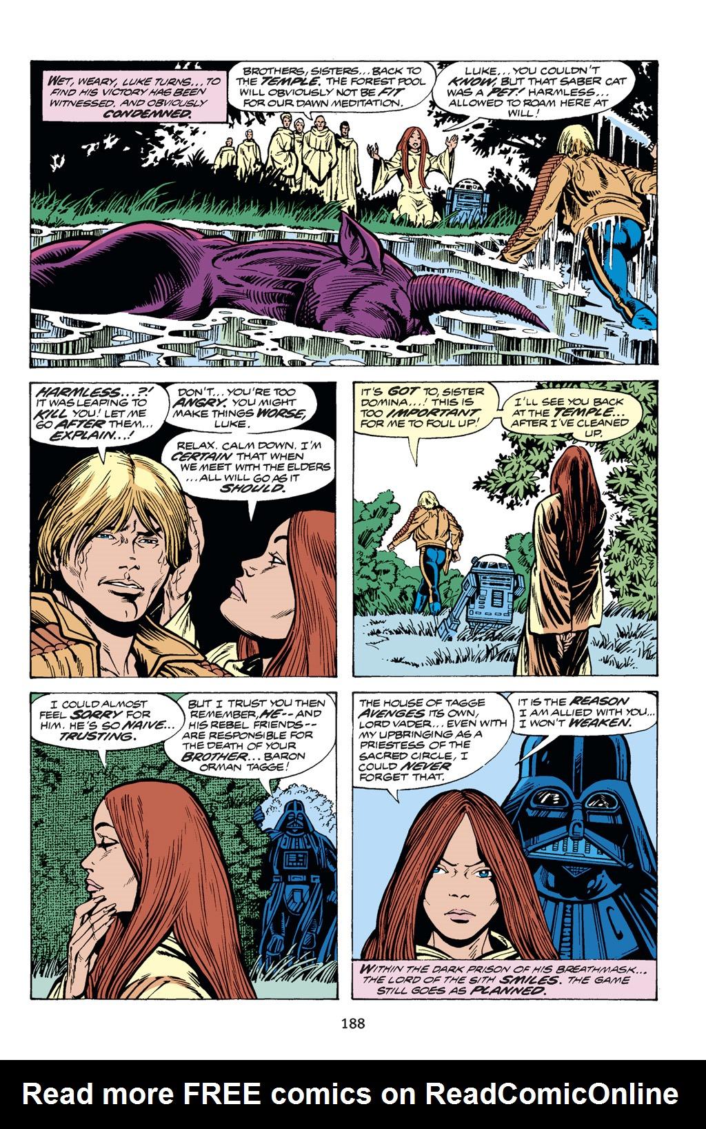 Read online Star Wars Omnibus comic -  Issue # Vol. 14 - 187