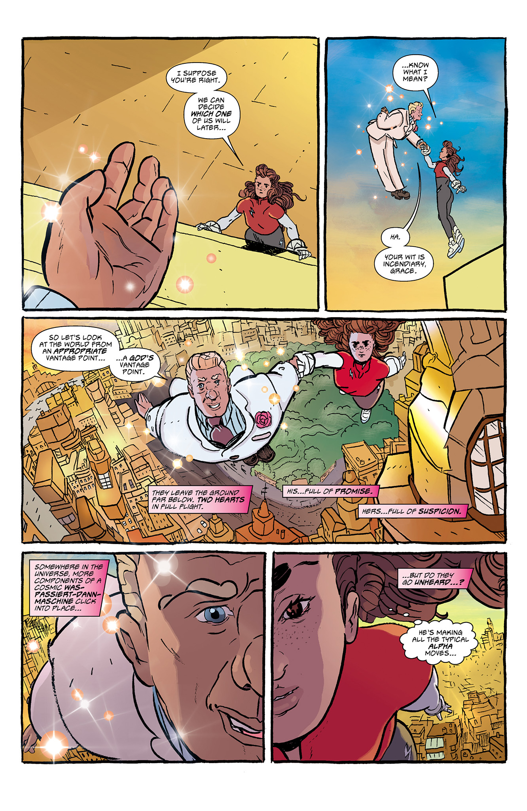Read online Catalyst Comix comic -  Issue #4 - 8