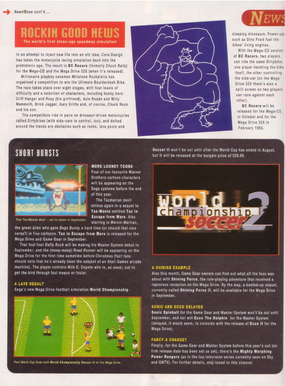 Read online Sonic the Comic comic -  Issue #31 - 18