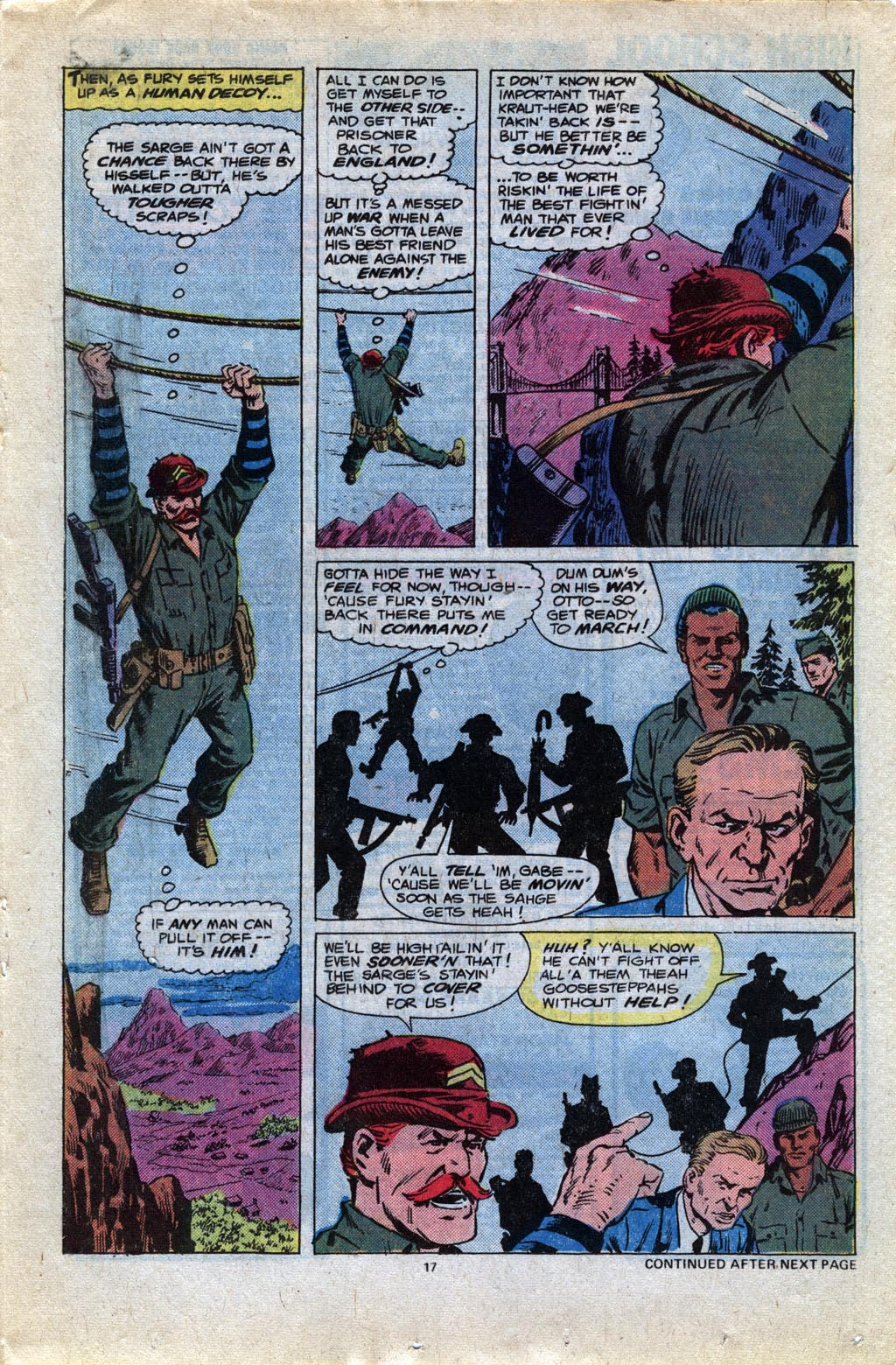 Read online Sgt. Fury comic -  Issue #148 - 19