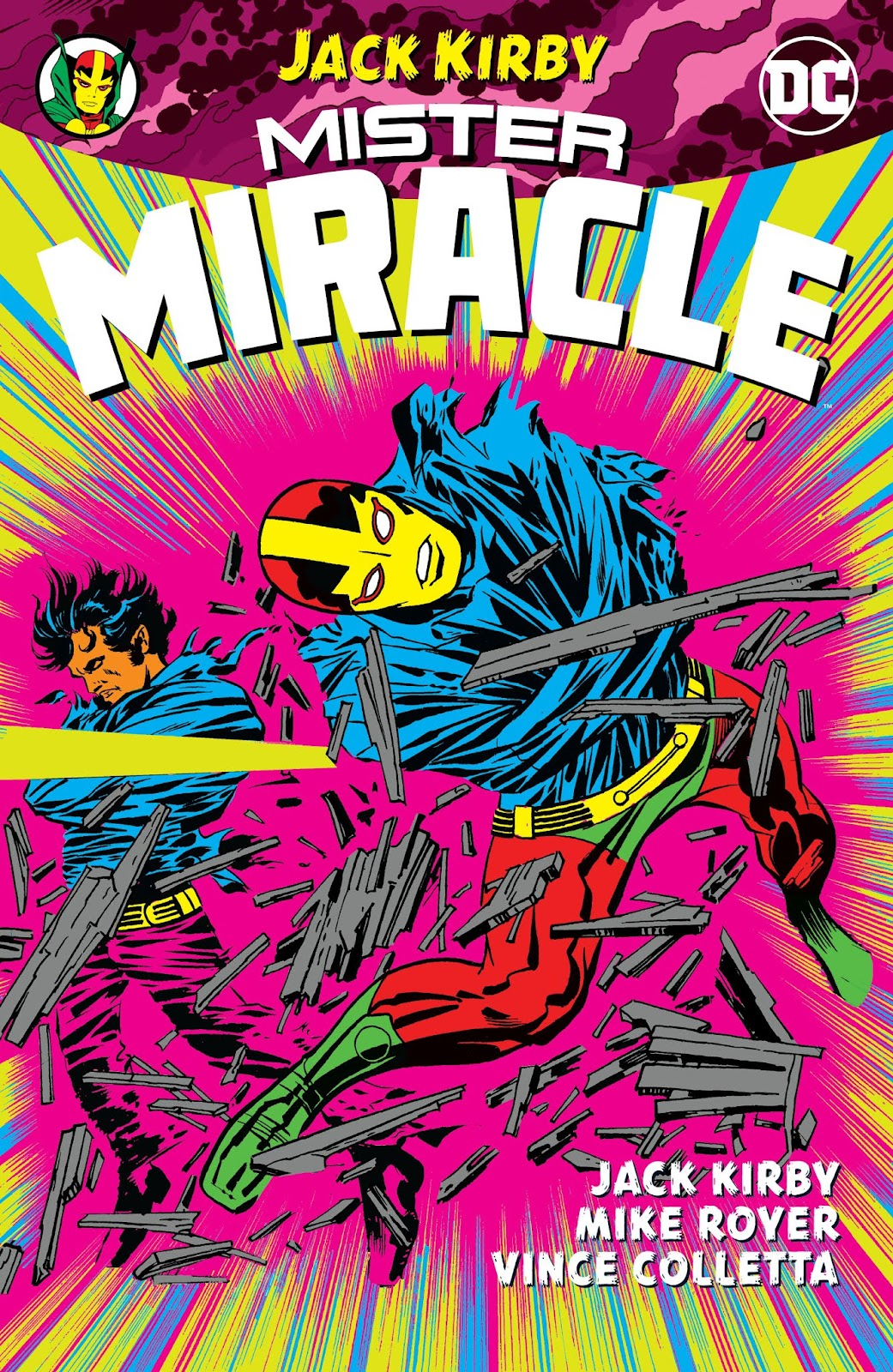 Mister Miracle (1971) issue TPB (Part 1) - Page 1
