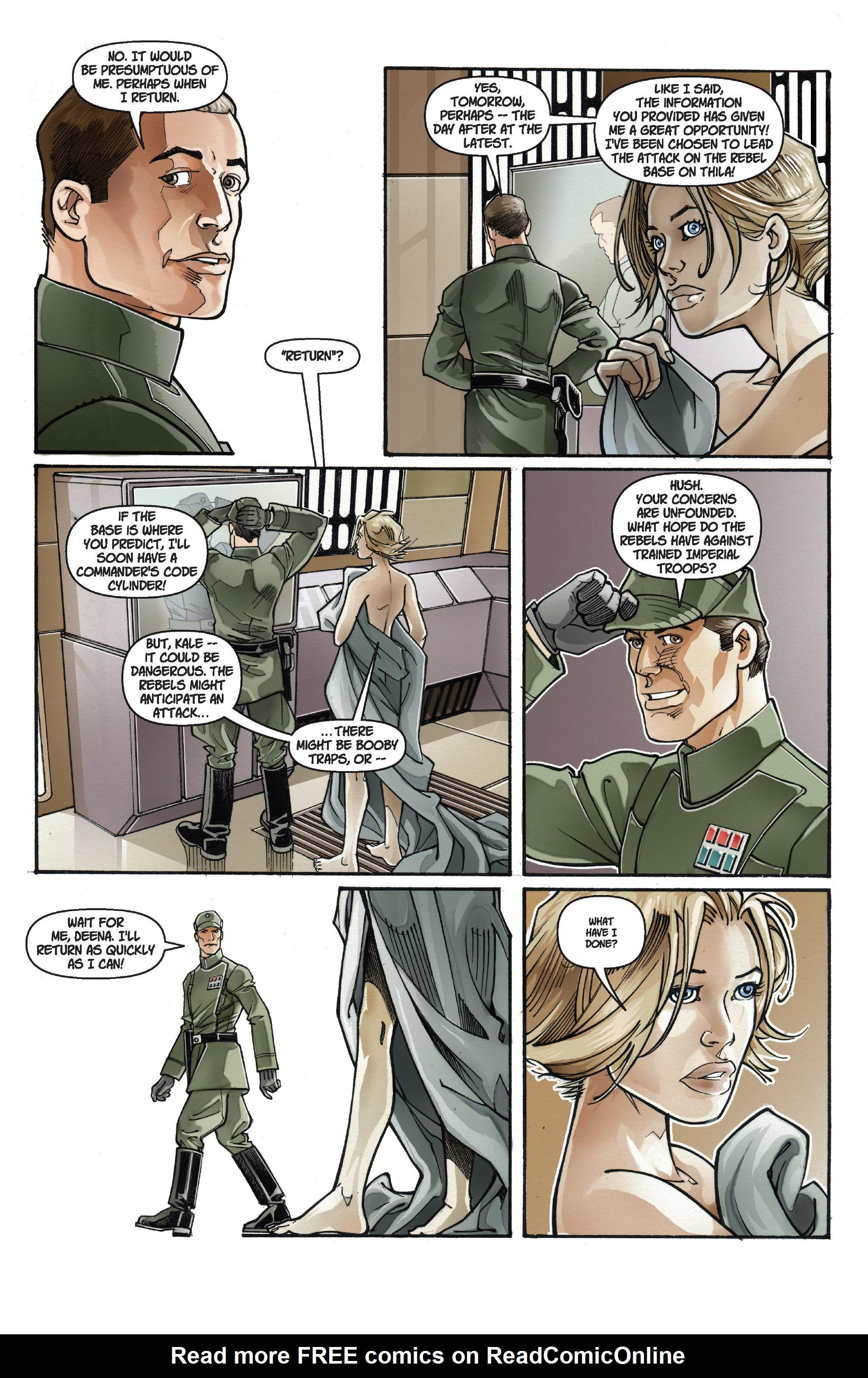 Read online Star Wars Omnibus comic -  Issue # Vol. 22 - 261