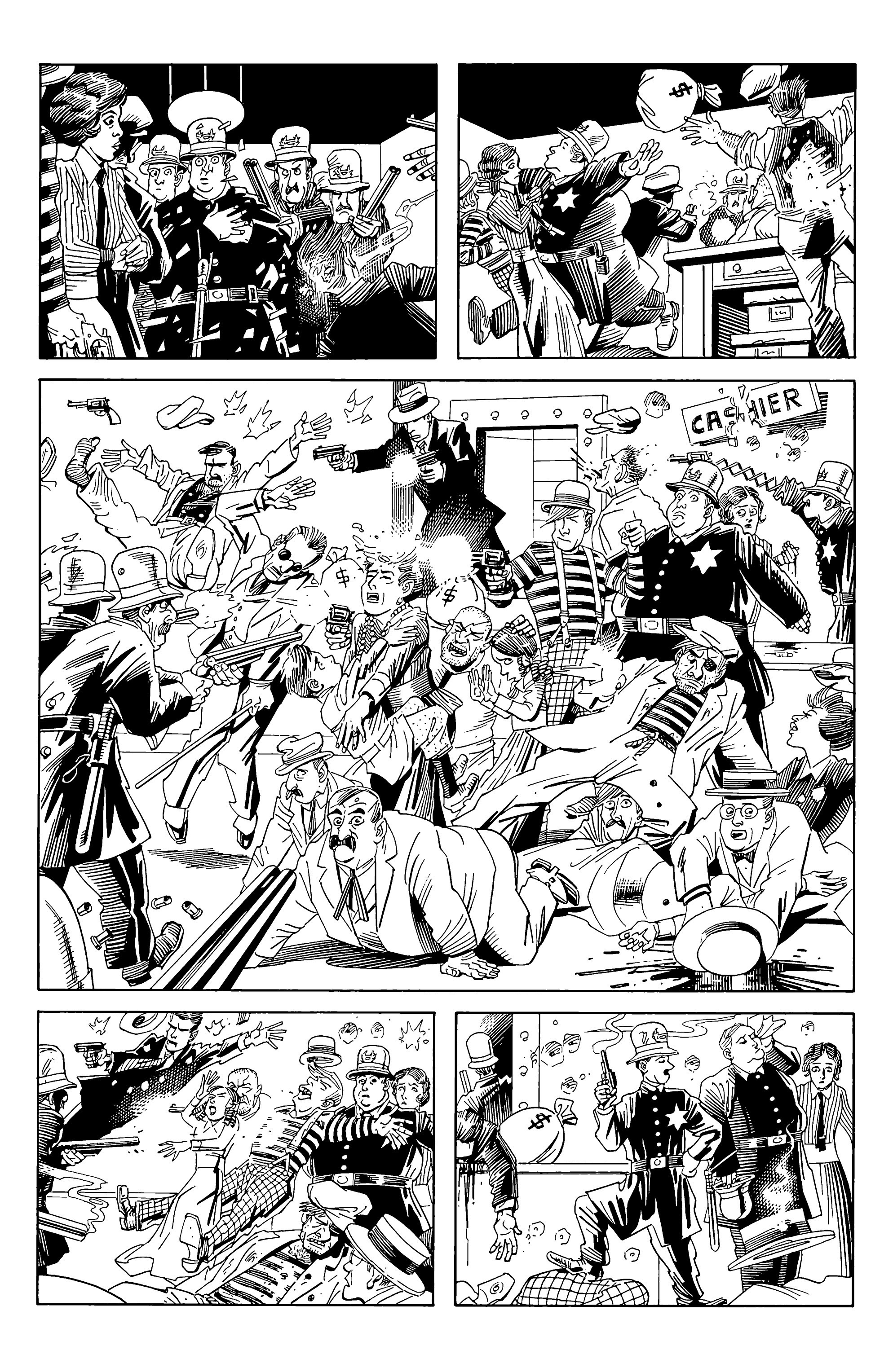 Read online Alan Moore's Cinema Purgatorio comic -  Issue #1 - 9