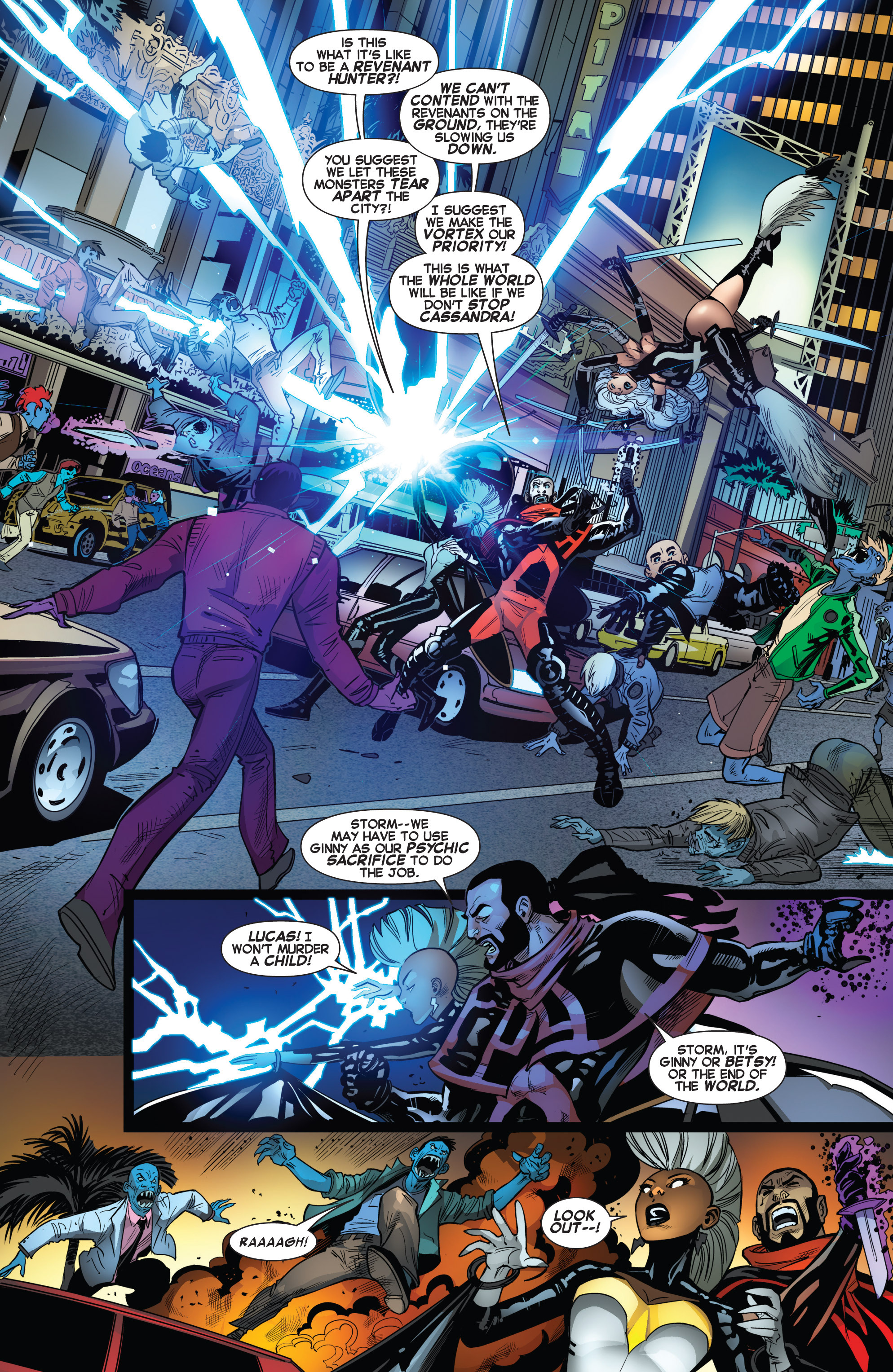 Read online Uncanny X-Force (2013) comic -  Issue #14 - 13