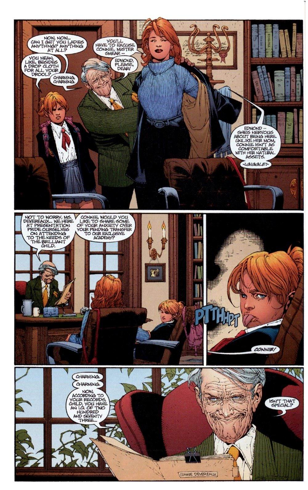 Wildcats (1999) Issue #3 #4 - English 7