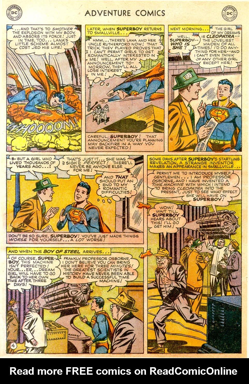 Read online Adventure Comics (1938) comic -  Issue #183 - 6