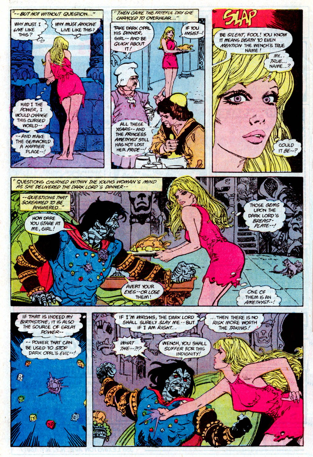 Read online Amethyst (1985) comic -  Issue # _Special 1 - 37