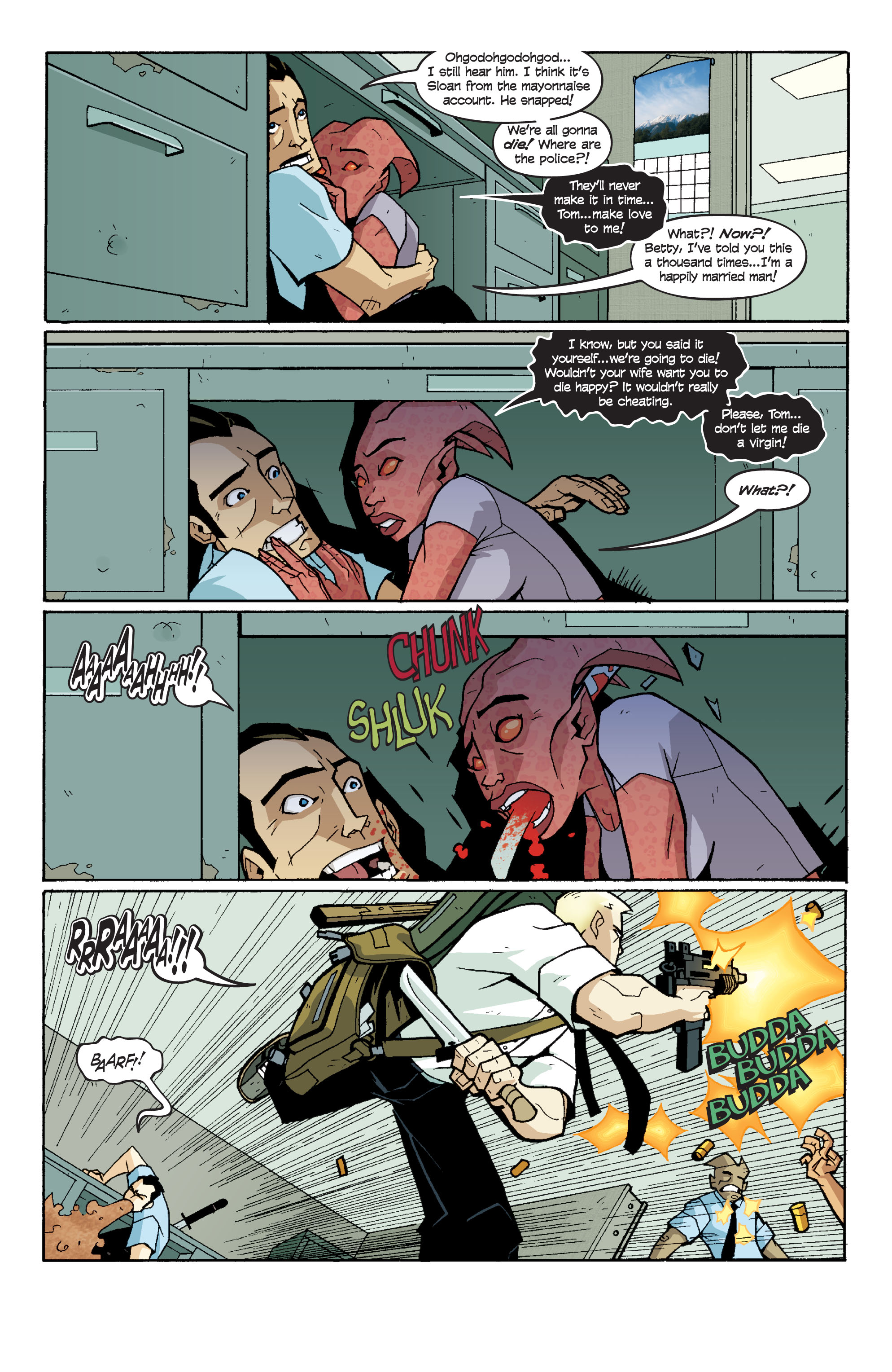Read online Killer Of Demons comic -  Issue #3 - 14