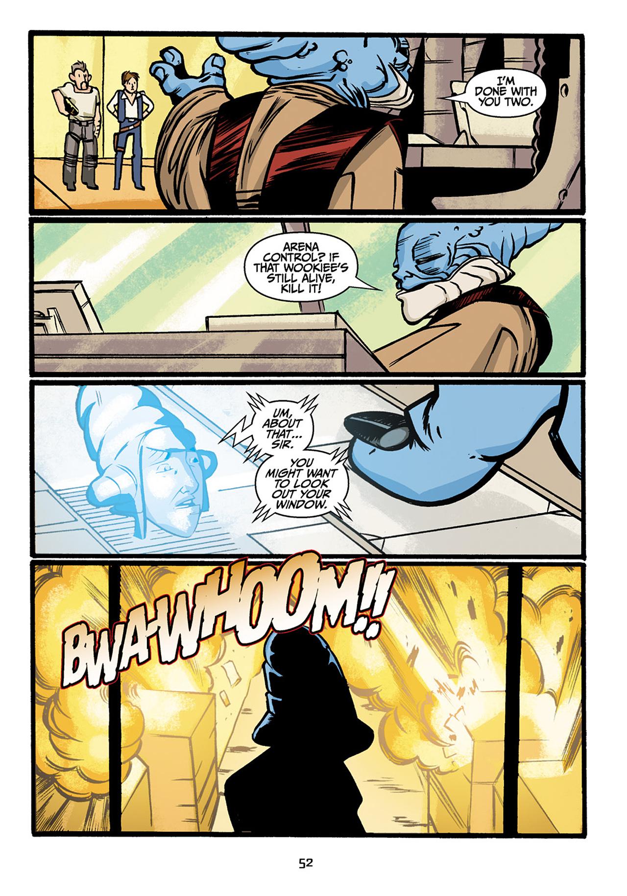 Read online Star Wars Omnibus comic -  Issue # Vol. 33 - 54