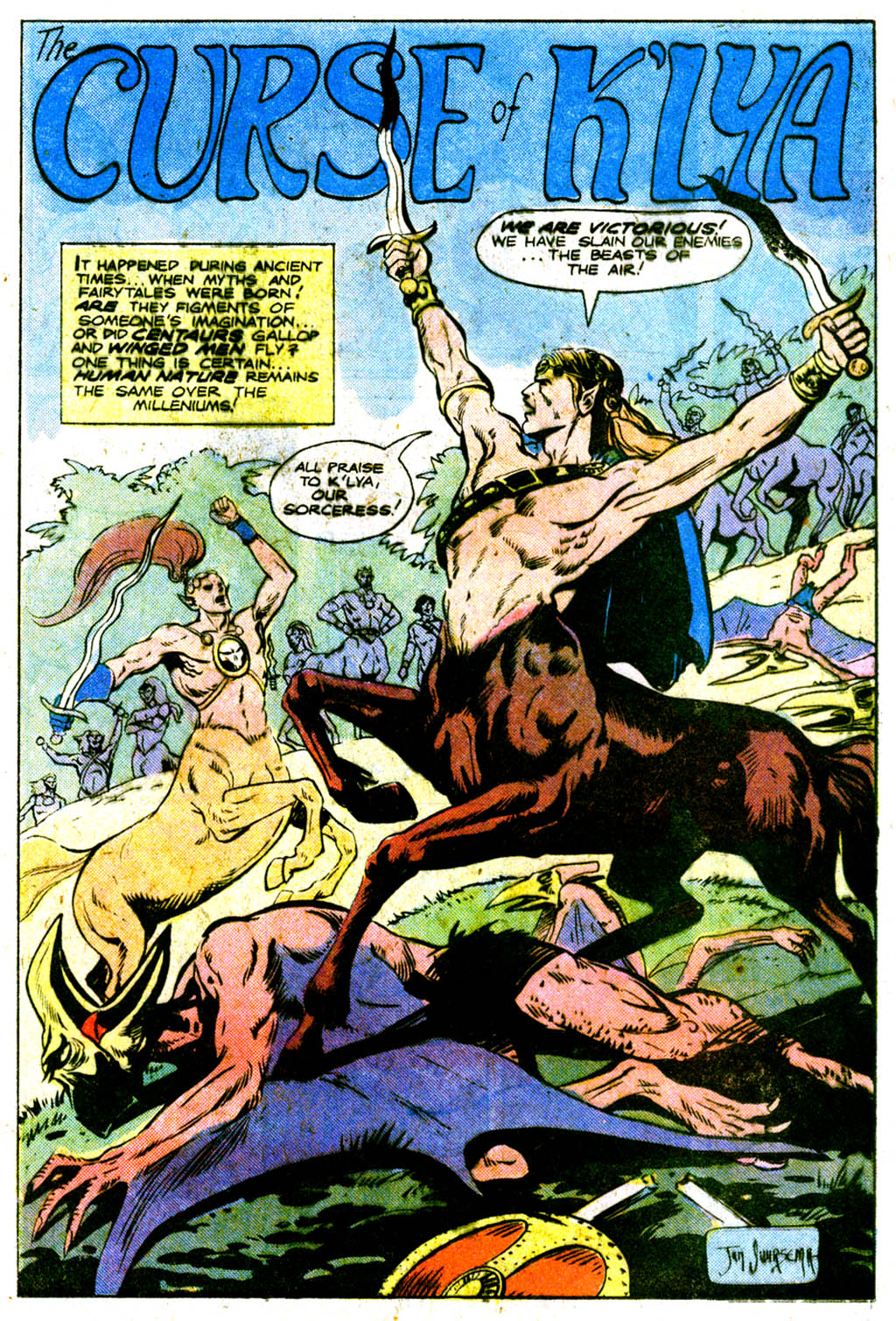 Read online Sgt. Rock comic -  Issue #364 - 20
