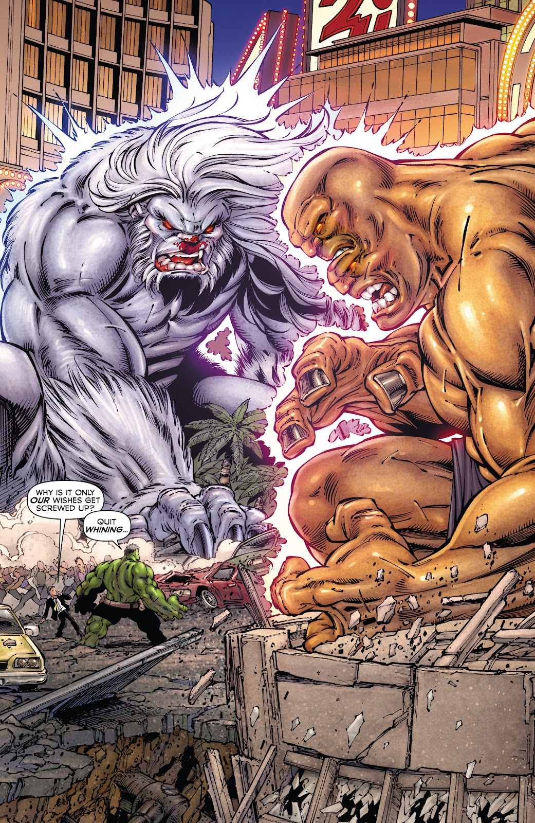 Read online Incredible Hulks (2010) comic -  Issue # _TPB Heart of the Monster - 36