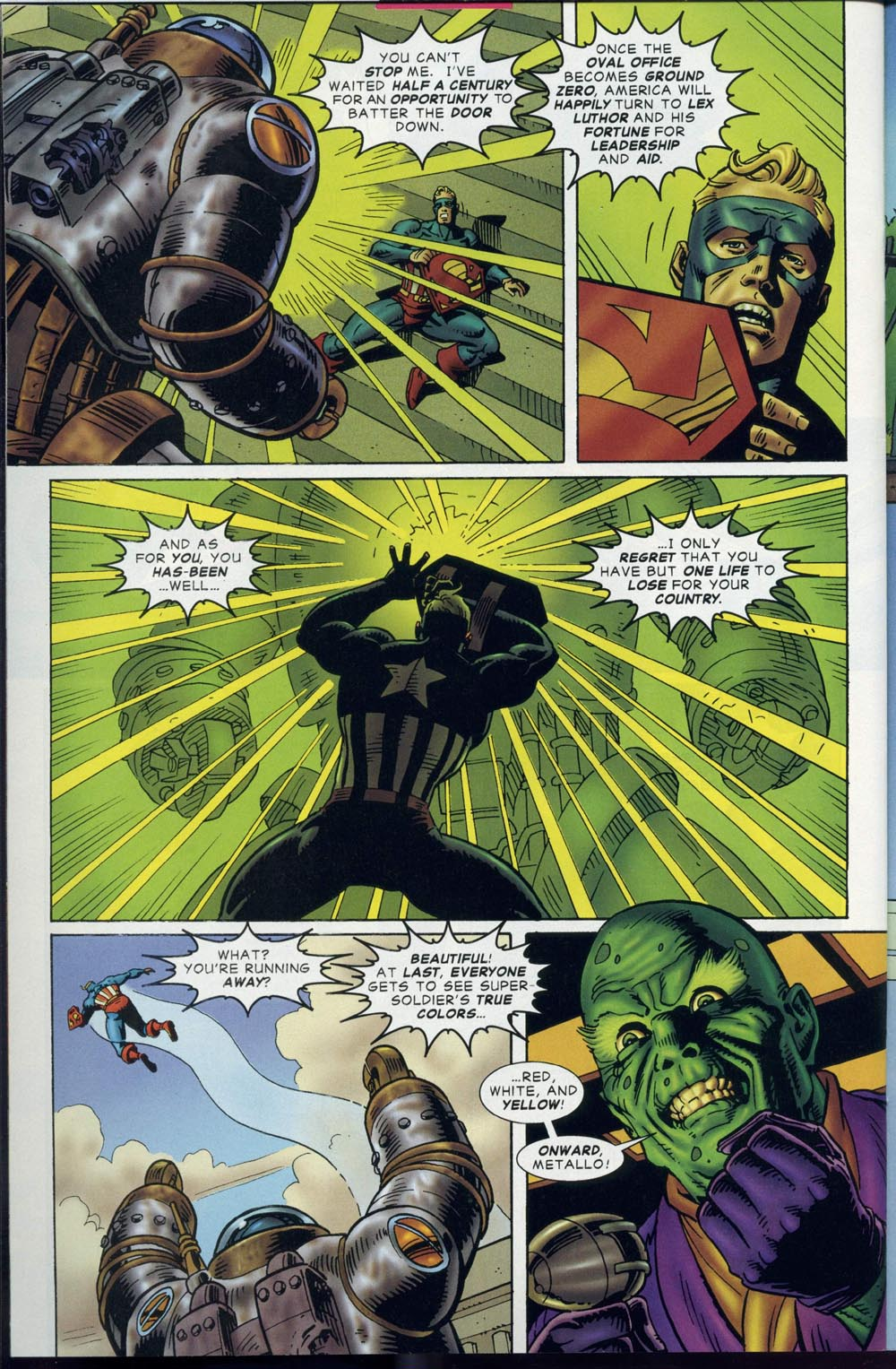Read online Super Soldier comic -  Issue # Full - 19