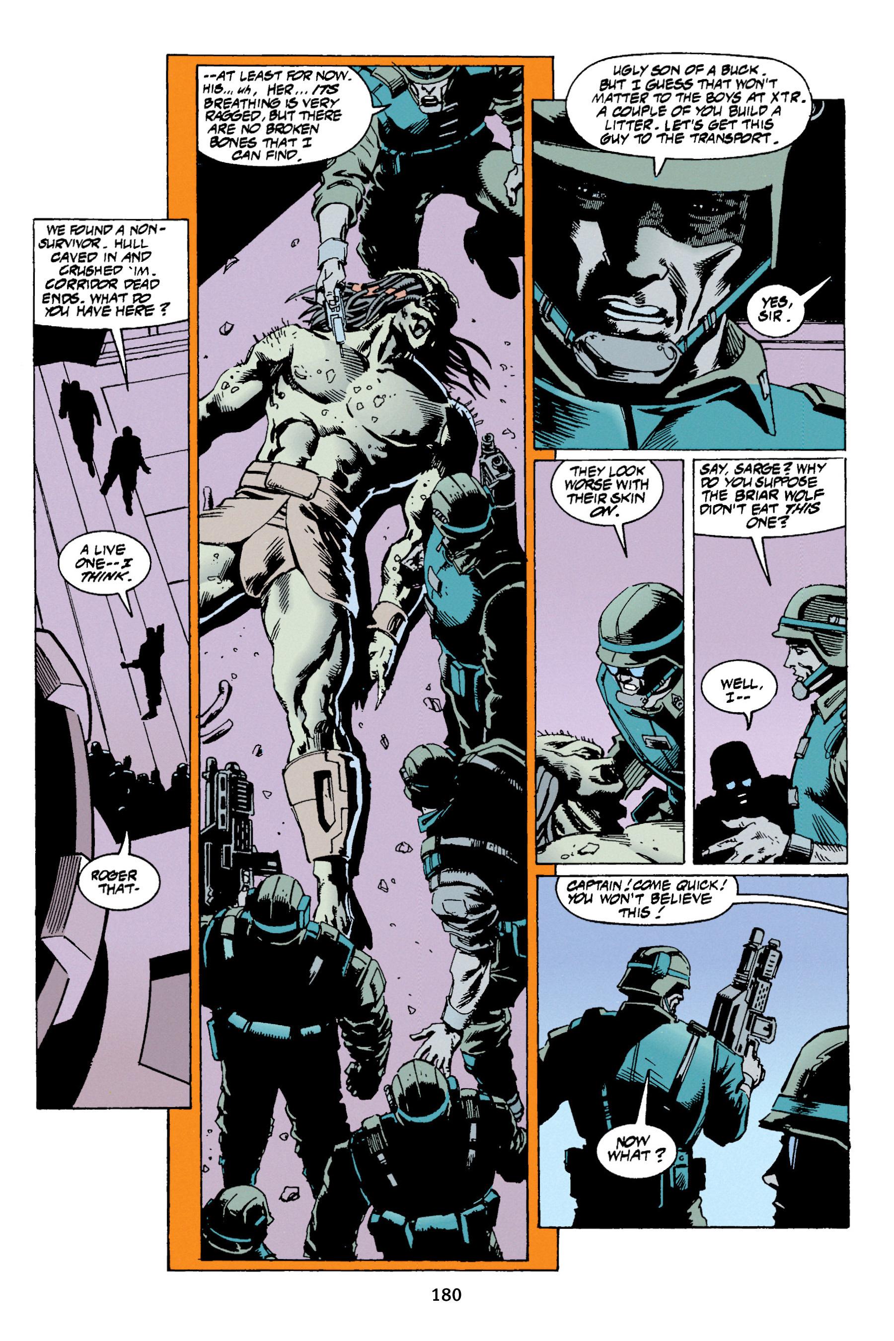 Read online Aliens vs. Predator Omnibus comic -  Issue # _TPB 1 Part 2 - 78