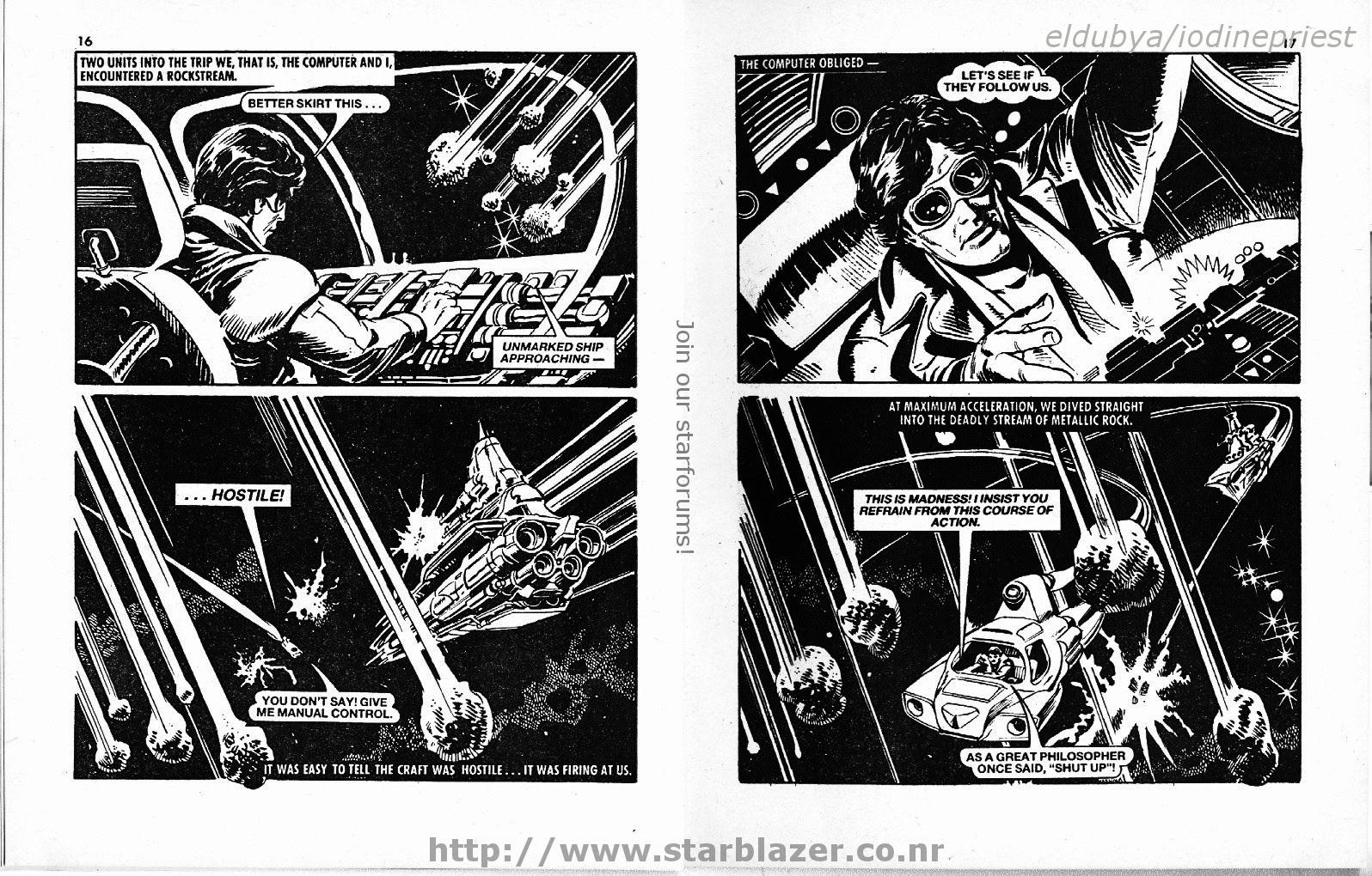 Starblazer issue 173 - Page 10