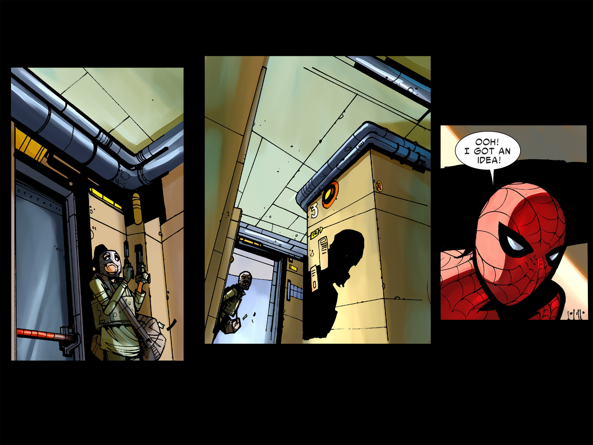 Read online Amazing Spider-Man: Who Am I? comic -  Issue # Full (Part 1) - 57