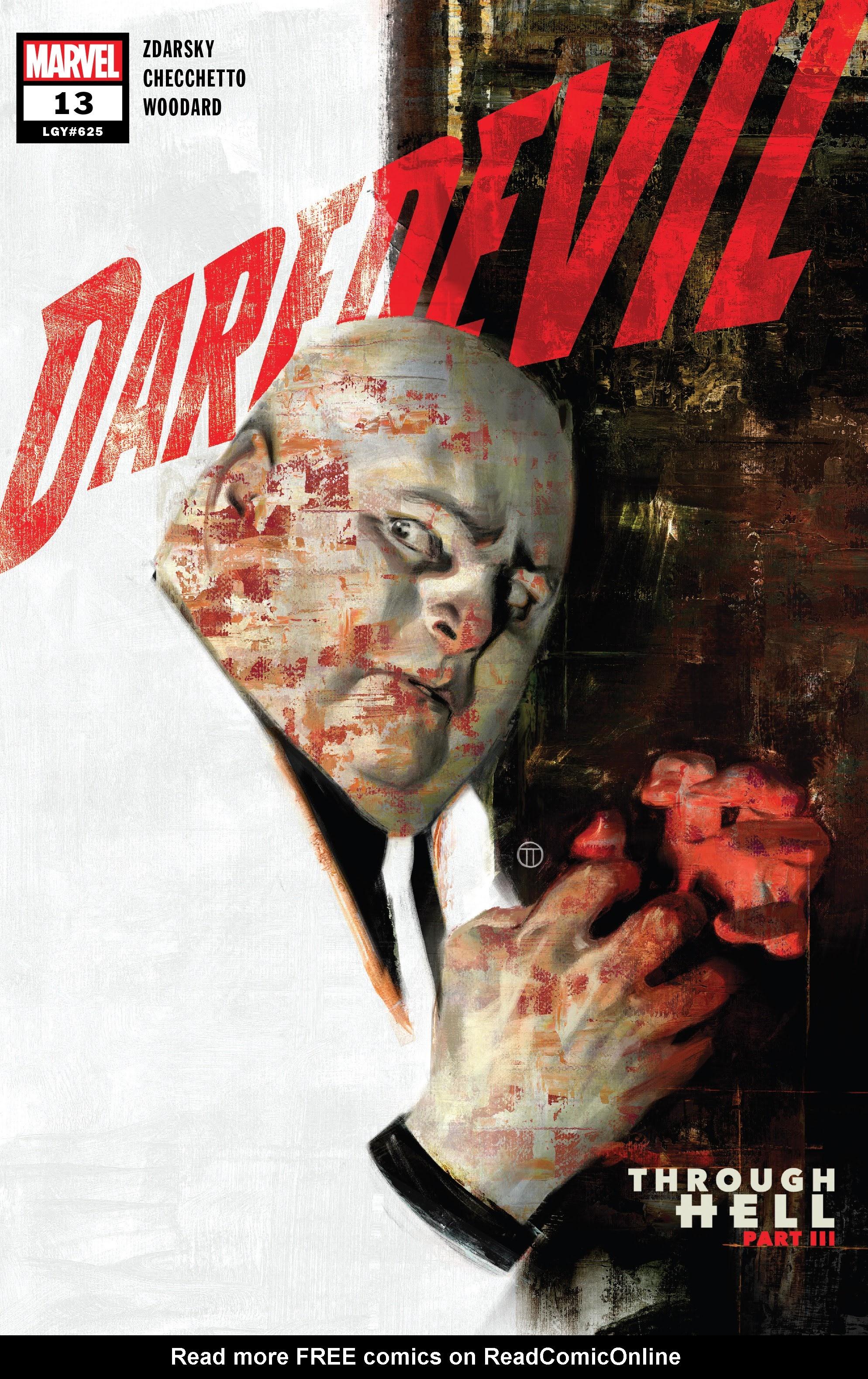 Daredevil (2019) 13 Page 1
