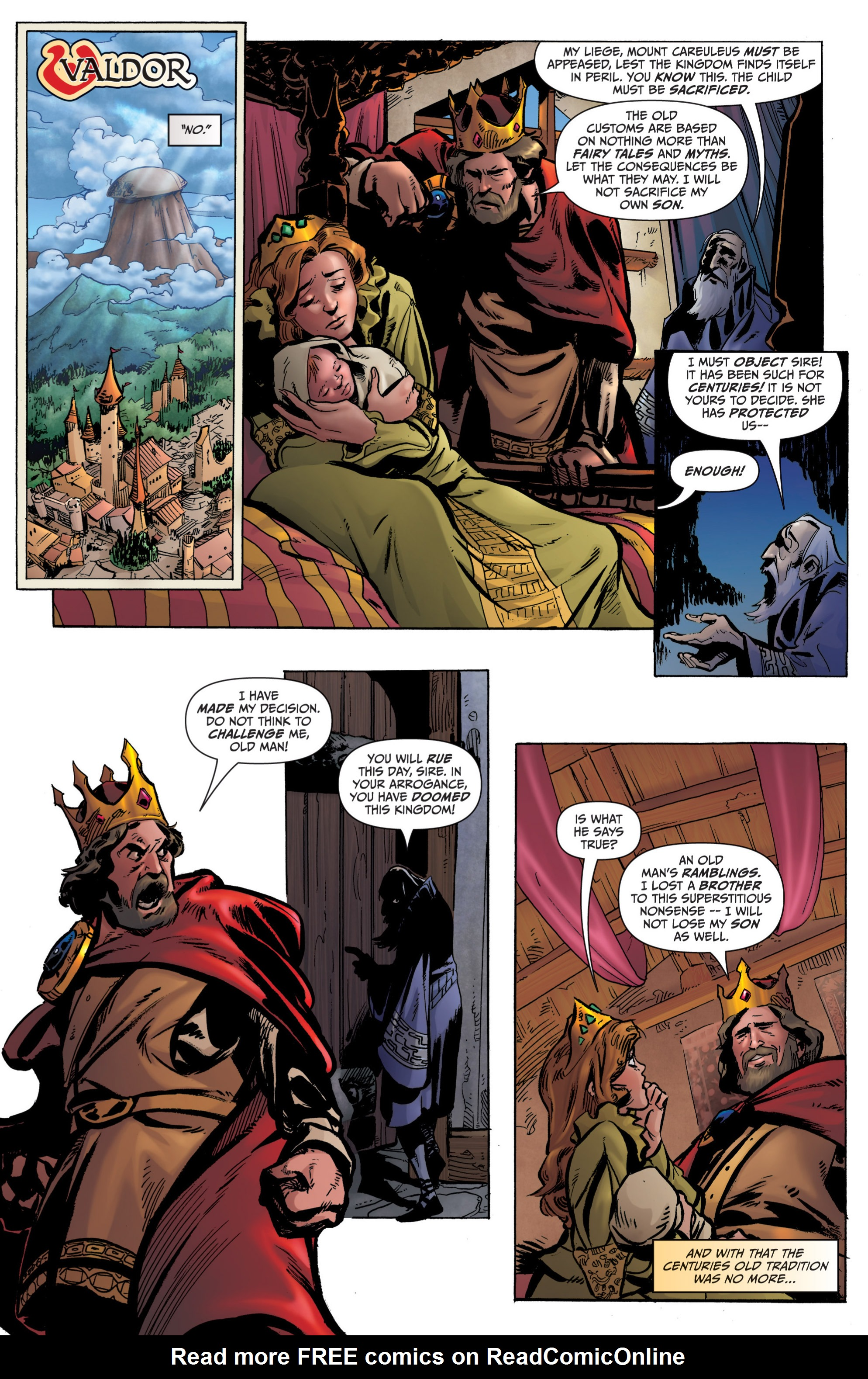 Read online Grimm Fairy Tales presents Grimm Universe comic -  Issue # TPB - 129