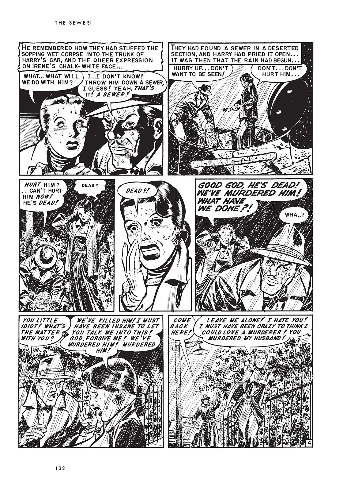 Read online Voodoo Vengeance and Other Stories comic -  Issue # TPB (Part 2) - 50
