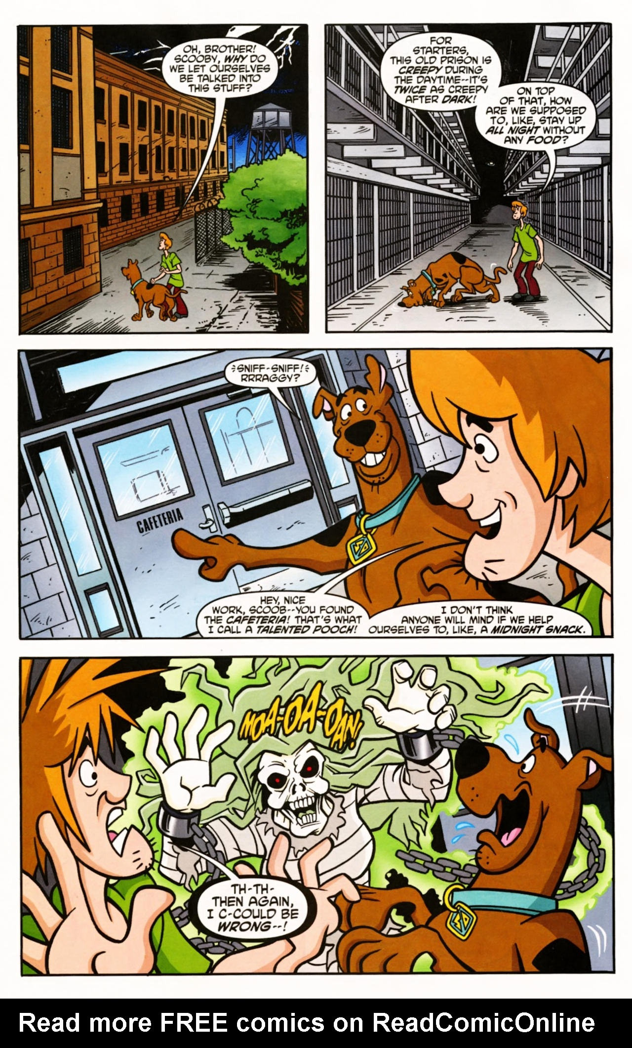 Read online Scooby-Doo (1997) comic -  Issue #148 - 18