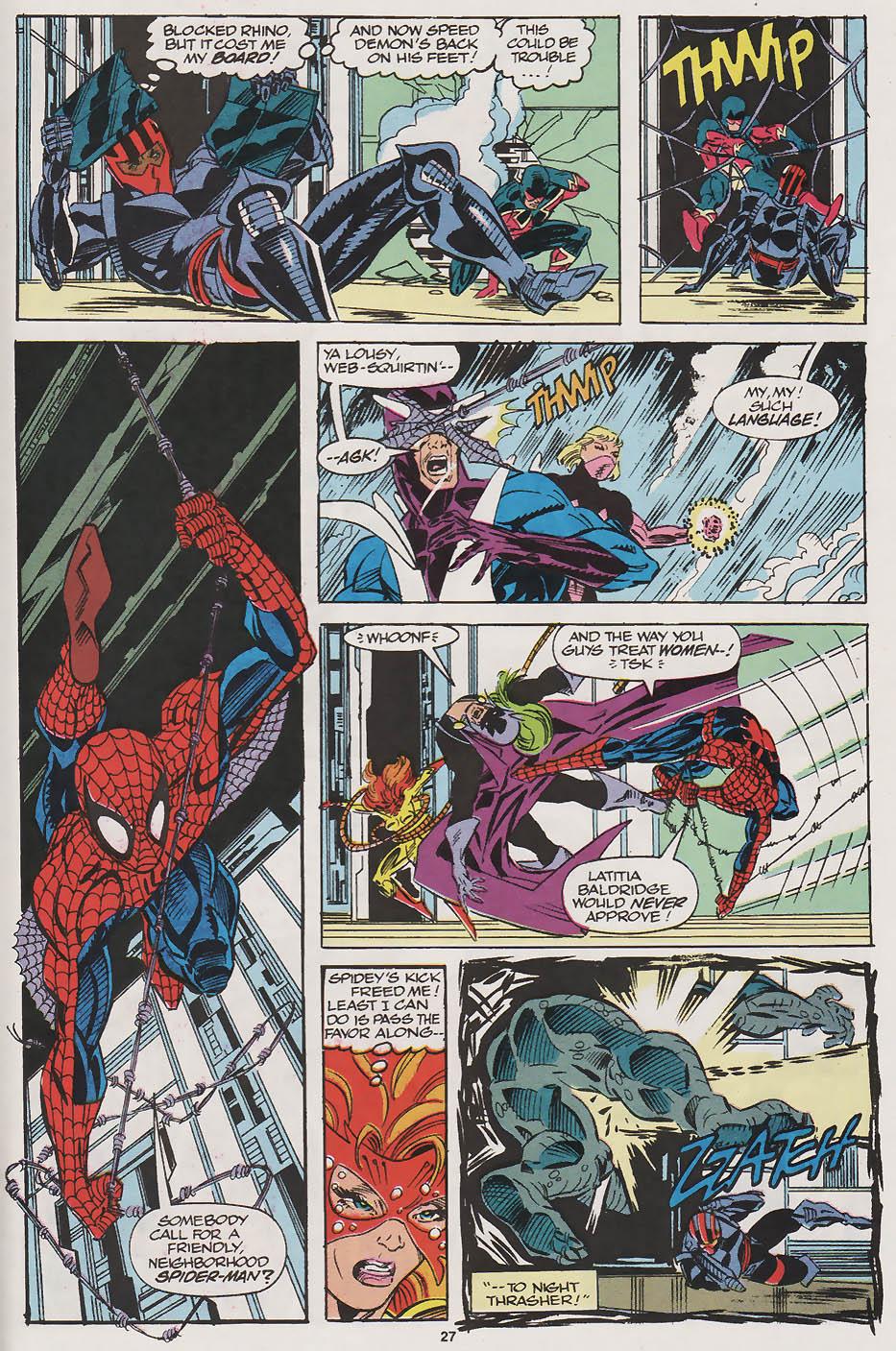 Web of Spider-Man (1985) _Annual 8 #8 - English 23