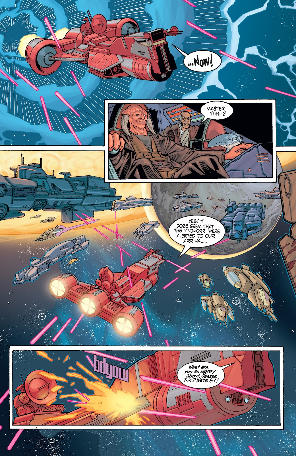 Read online Star Wars Legends: Rise of the Sith - Epic Collection comic -  Issue # TPB 1 (Part 5) - 50
