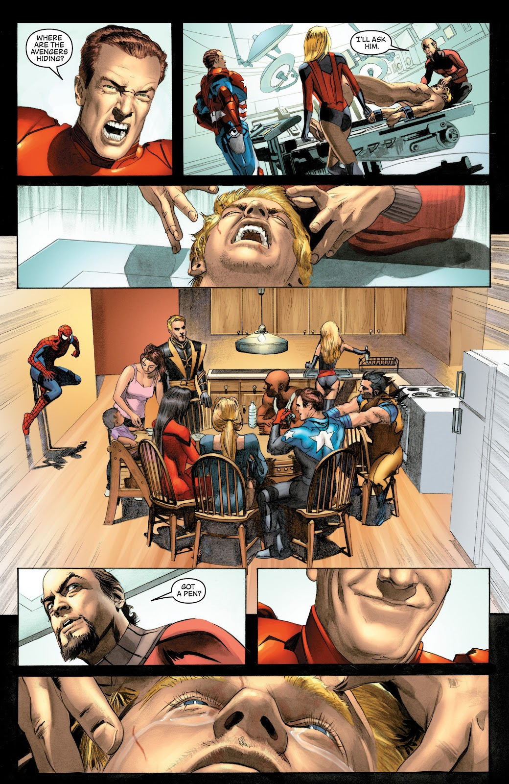 Read online Siege Prelude comic -  Issue # TPB (Part 2) - 53