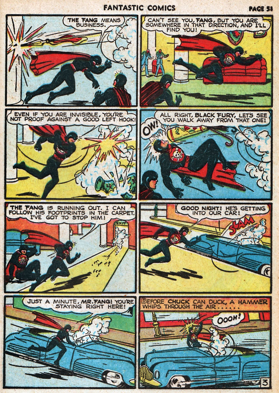 Read online Fantastic Comics comic -  Issue #20 - 51