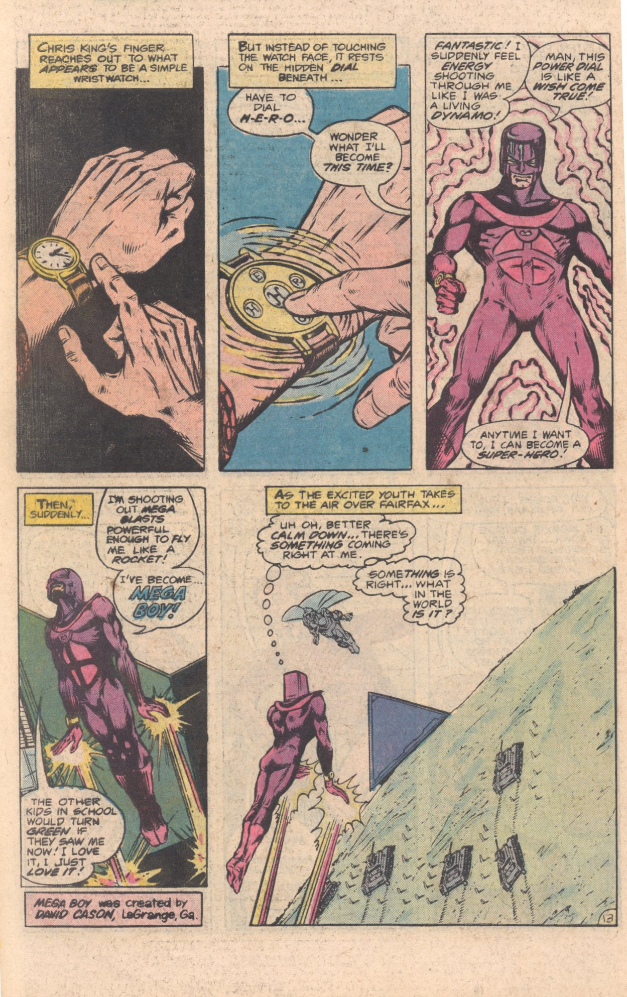 Legion of Super-Heroes (1980) 272 Page 40