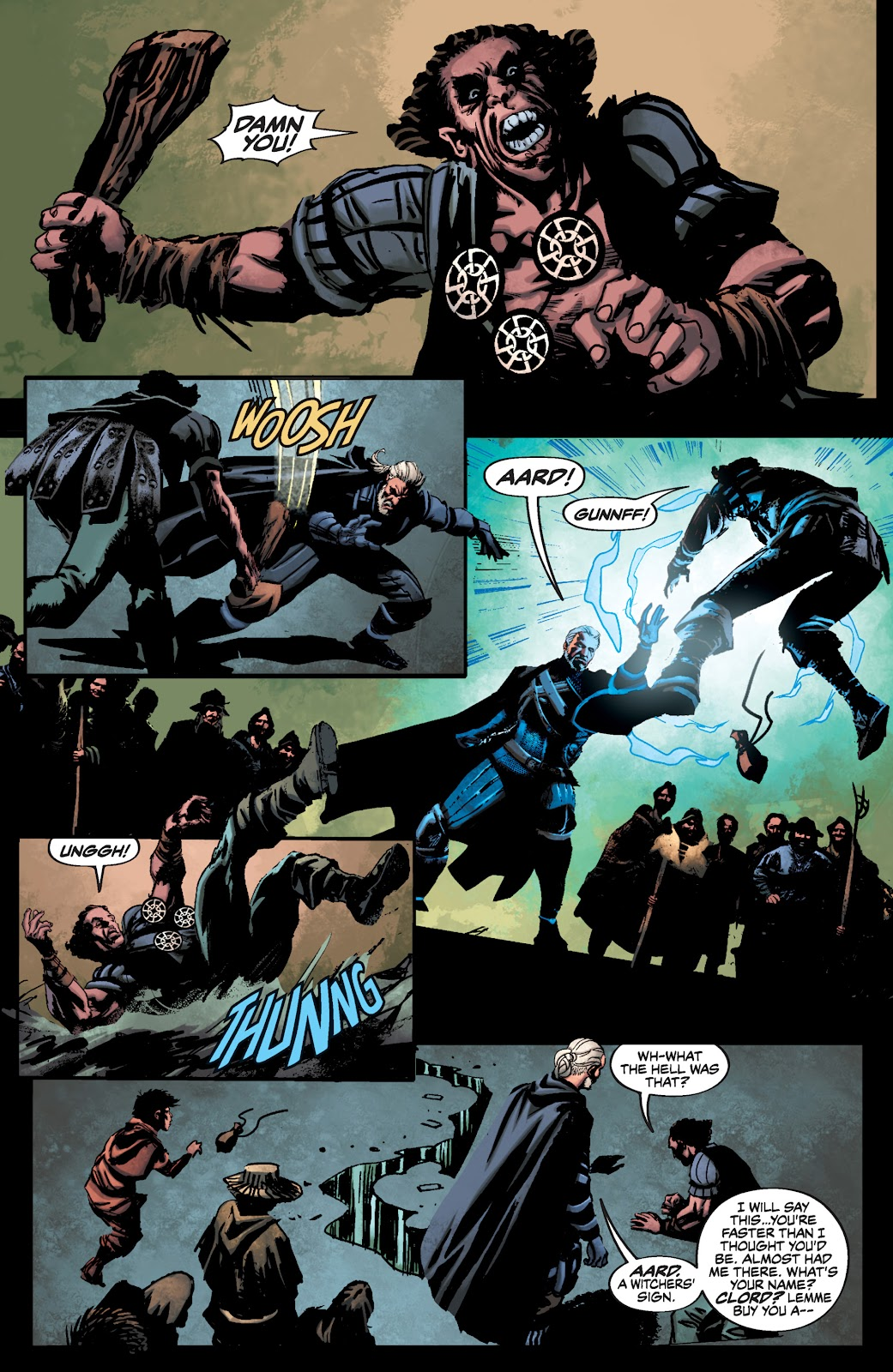Read online The Witcher Omnibus comic -  Issue # TPB (Part 3) - 56