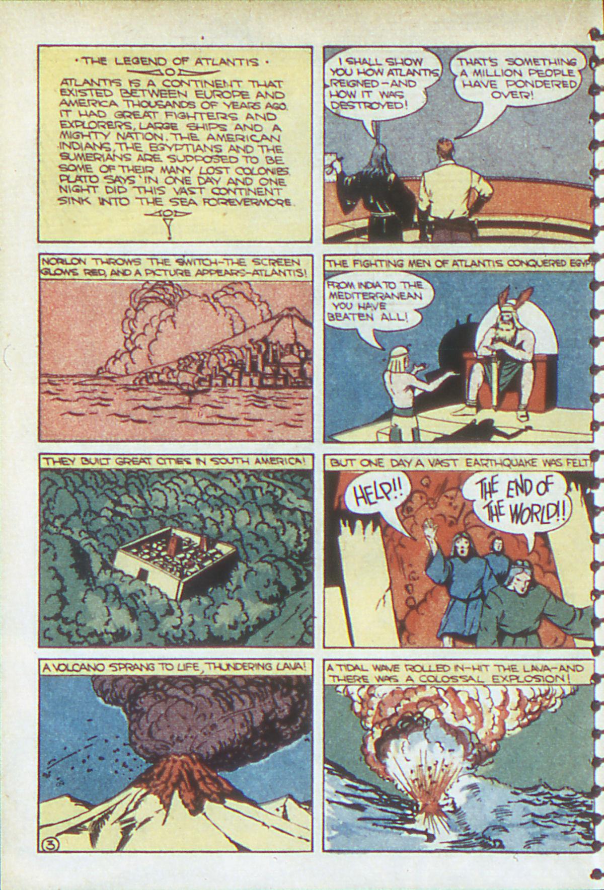 Read online Adventure Comics (1938) comic -  Issue #54 - 35
