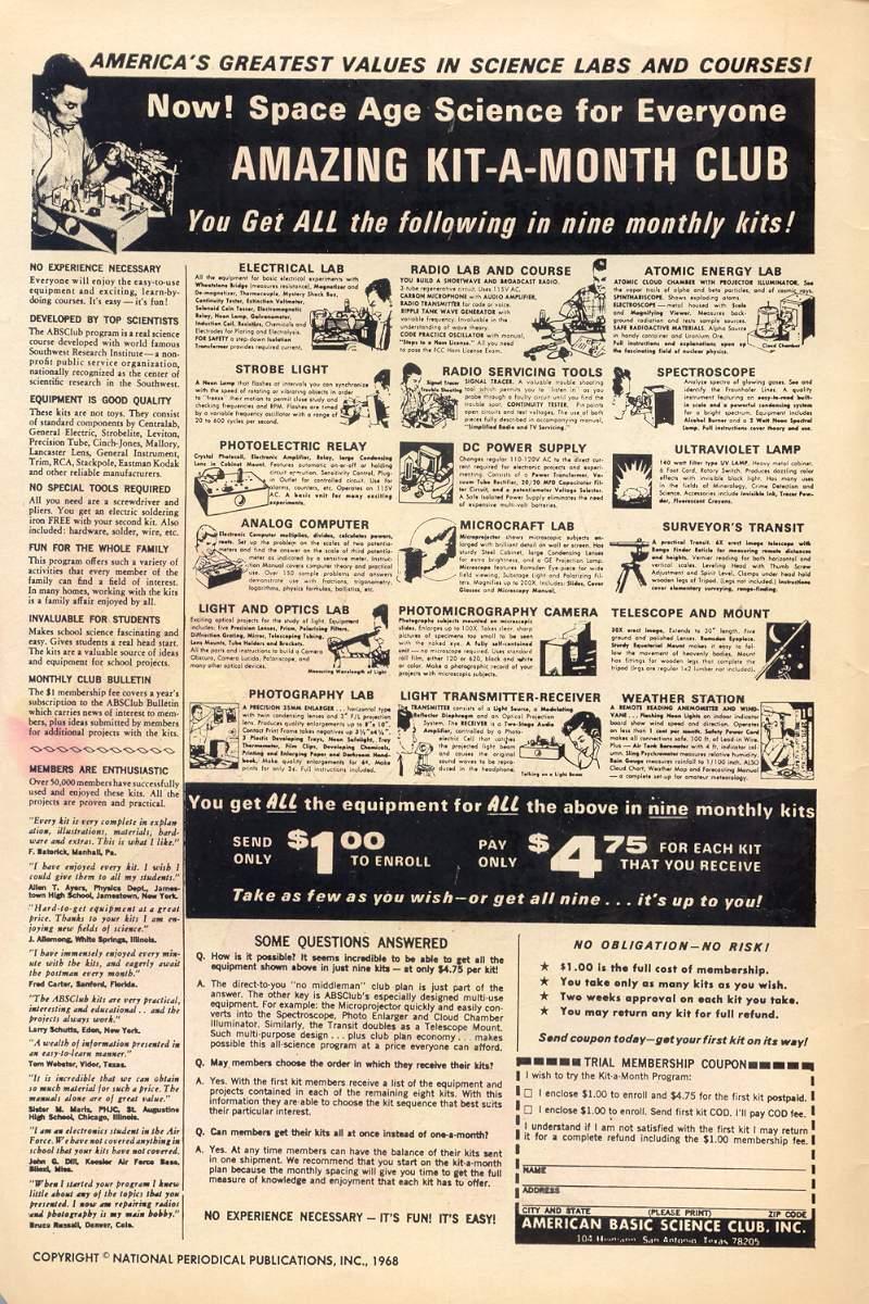 Read online Adventure Comics (1938) comic -  Issue #367 - 3