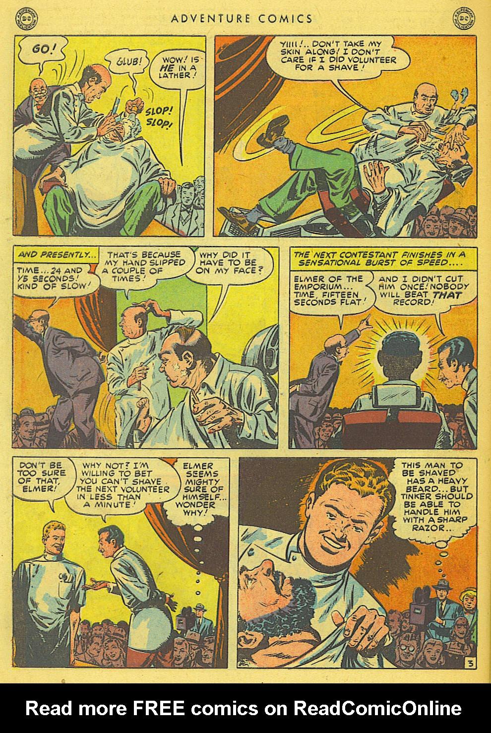 Read online Adventure Comics (1938) comic -  Issue #138 - 44