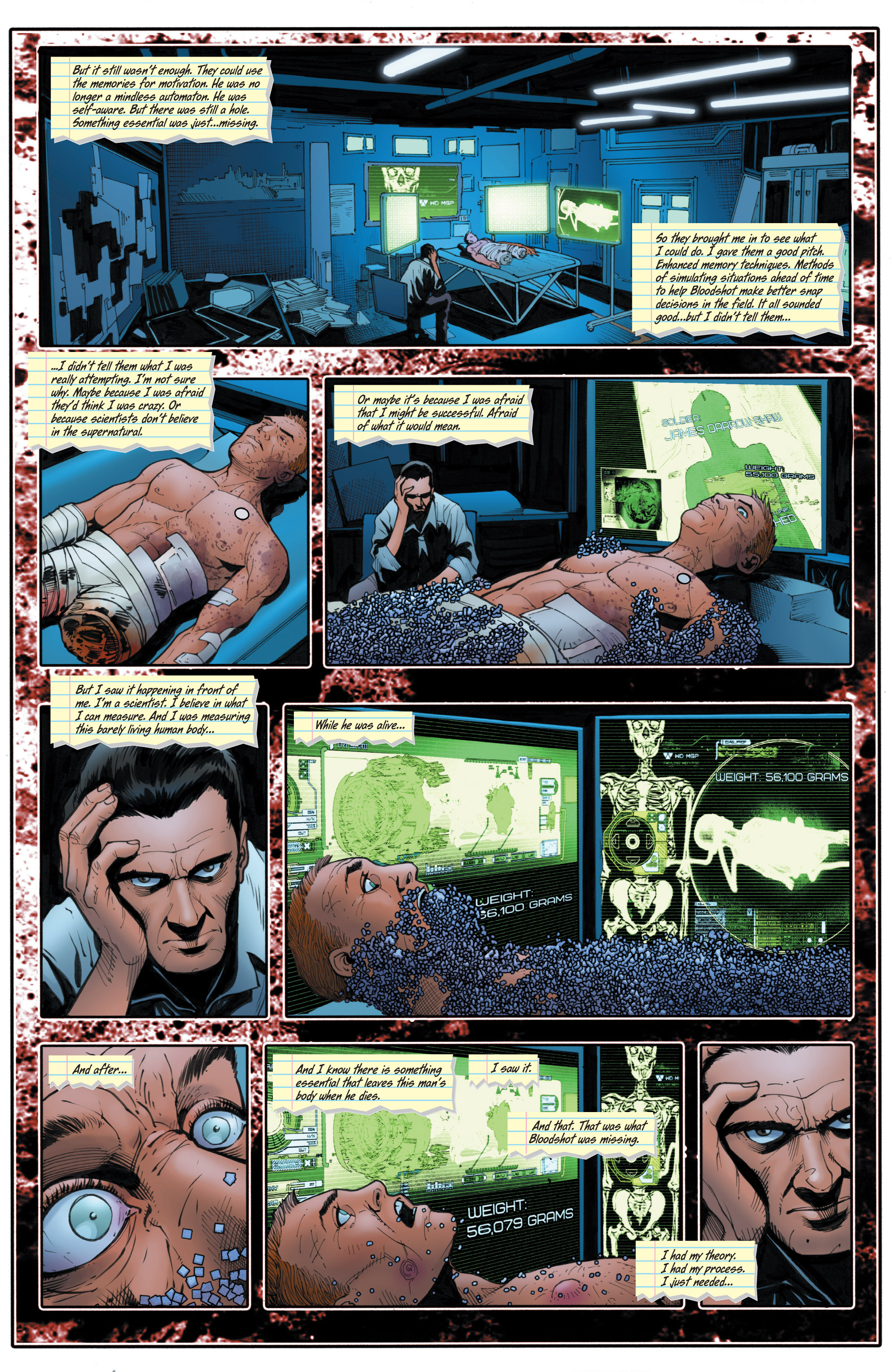 Read online Bloodshot and H.A.R.D.Corps comic -  Issue # TPB 4 - 106