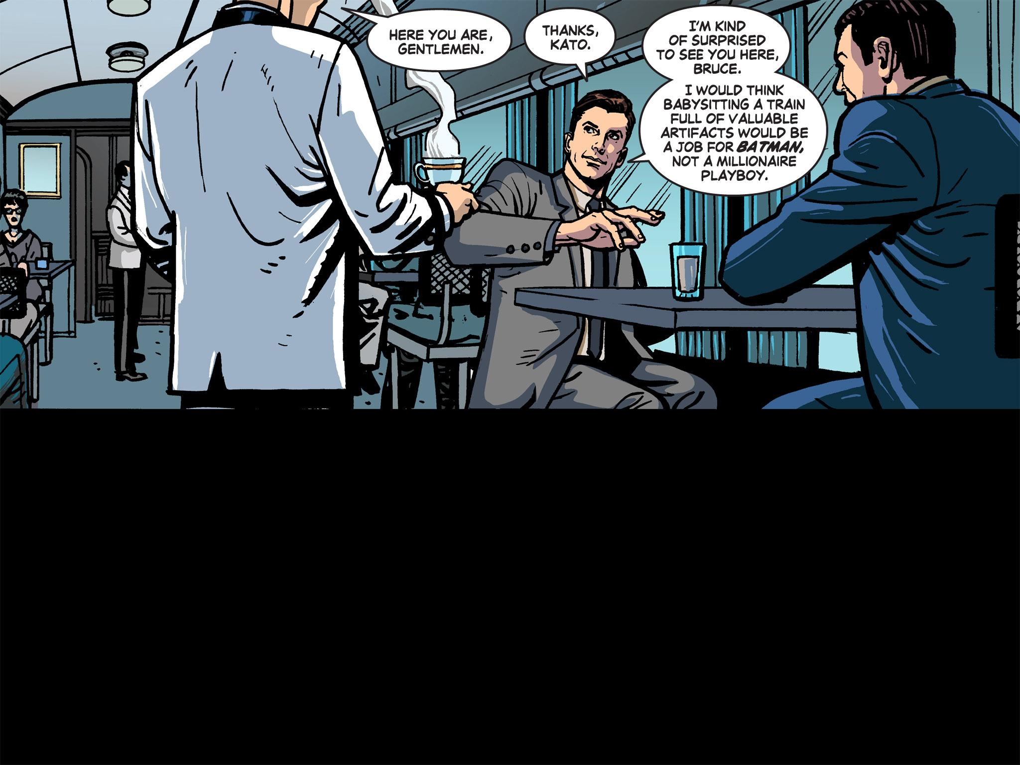 Read online Batman '66 Meets the Green Hornet [II] comic -  Issue #1 - 50