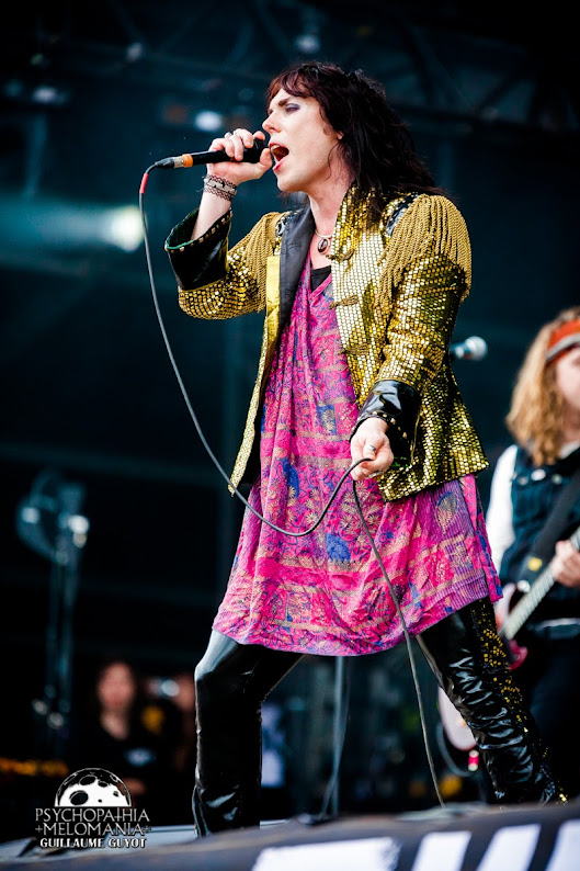 The Struts @Main Square Festival 2016, Arras 03/07/2016