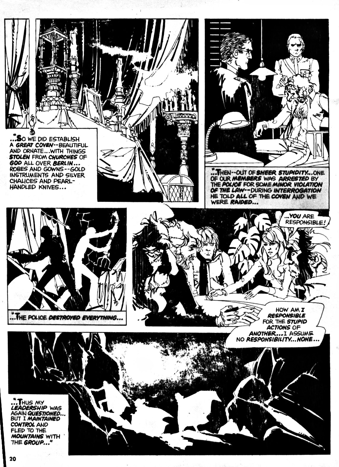 Scream (1973) issue 7 - Page 20