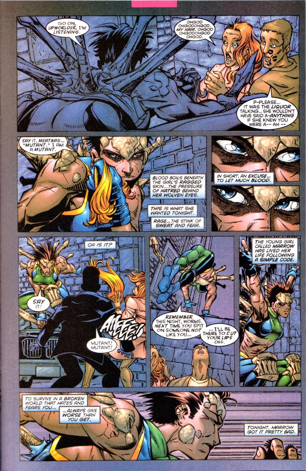 X-Men (1991) 79 Page 3