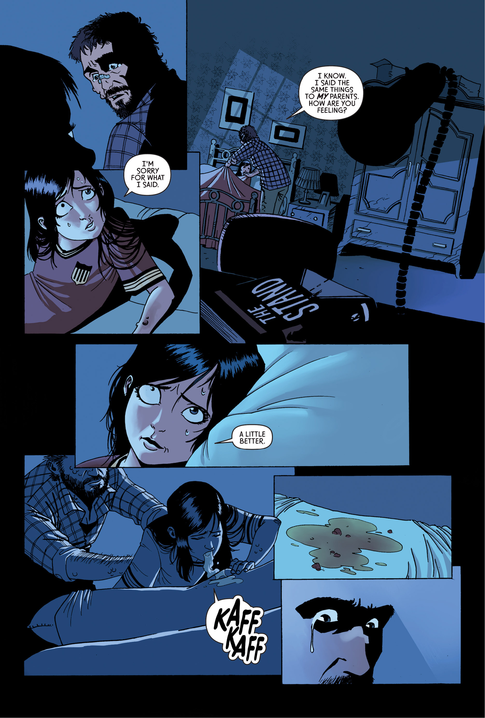 Read online Trespasser comic -  Issue #4 - 6