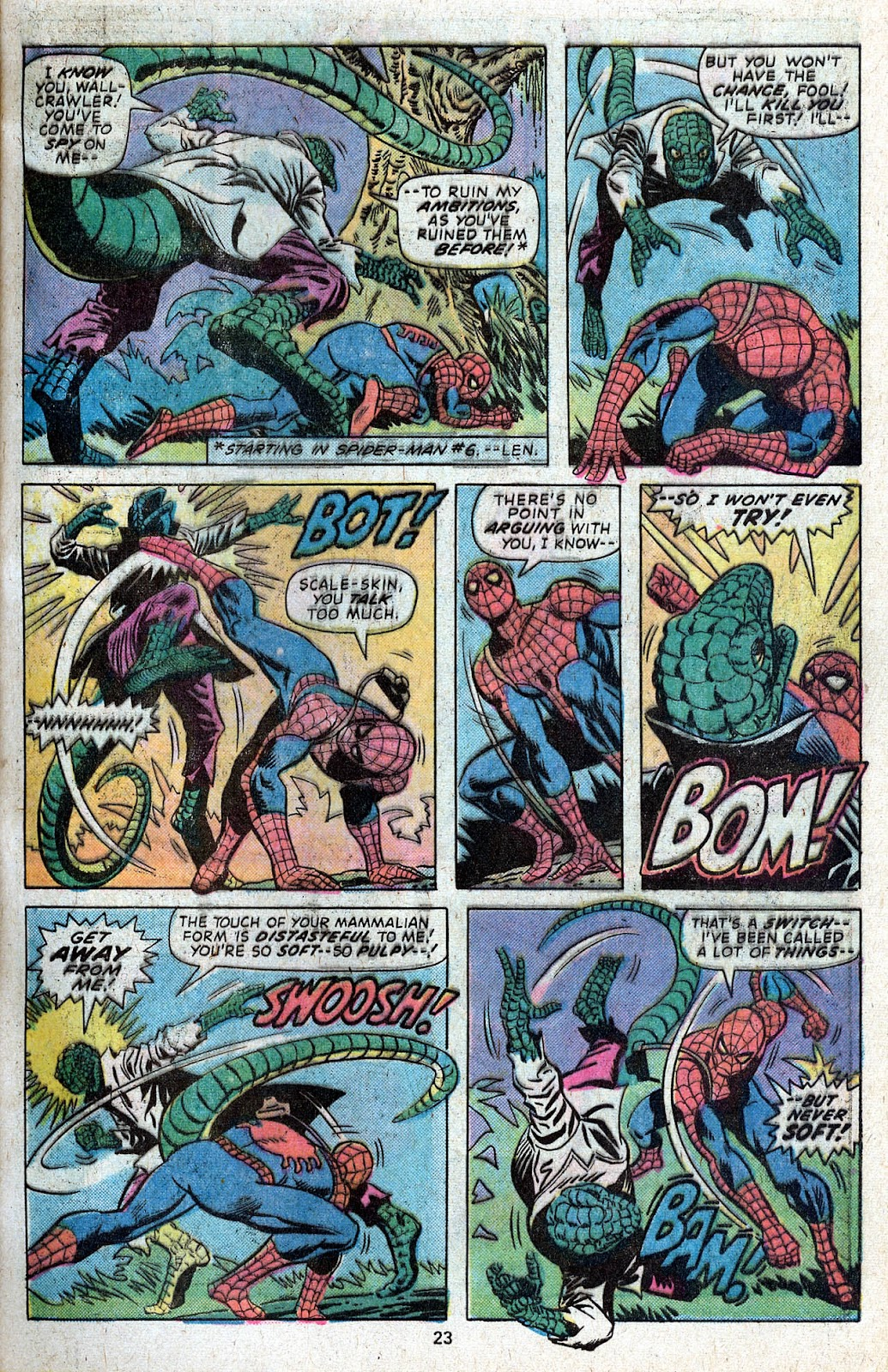 Giant-Size Spider-Man (1974) issue 5 - Page 25